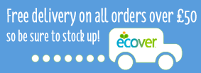 Free shipping on UK orders over £50