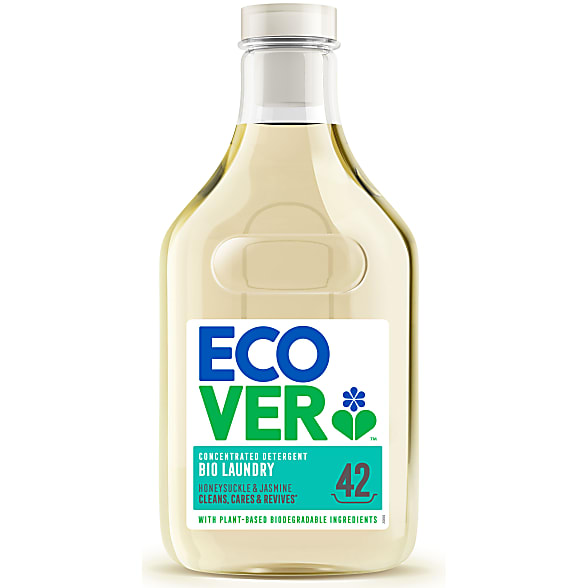 Ecover Concentrated Bio Laundry Liquid - 1.5L 42 (washes)