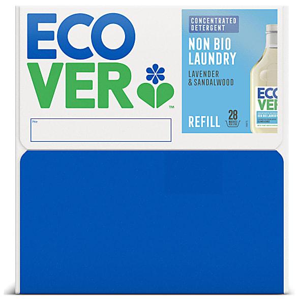 Non bio laundry liquid refill box 15L
