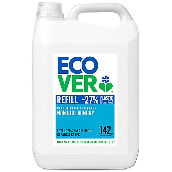 Concentrated Non Bio Laundry Liquid Refill 5L (142 washes)