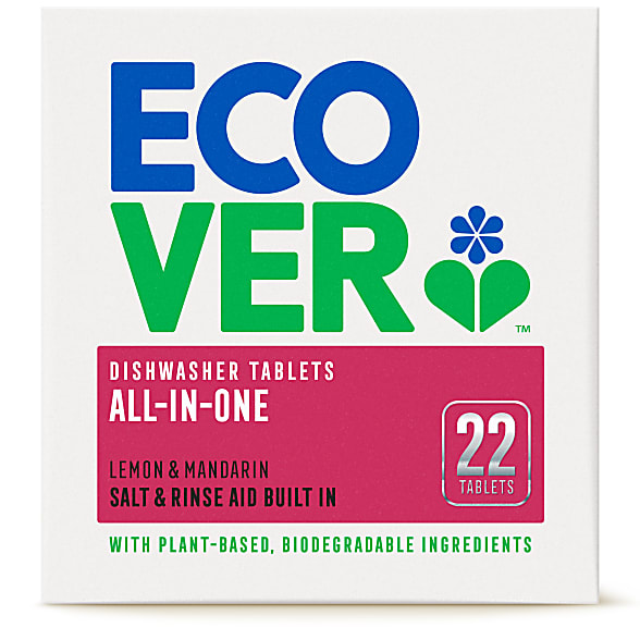All-In-One Dishwasher Tablets - 25