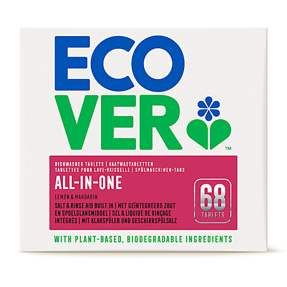 All-in-One Dishwasher Tablets - 68