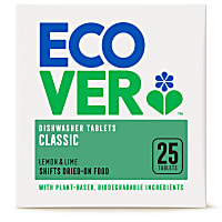Classic Dishwasher Tablets - 25