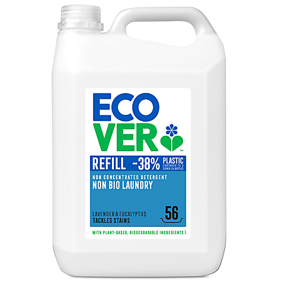 Non-Bio Laundry Liquid Refill - 5L (50 washes)