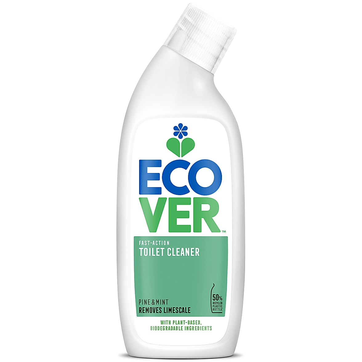 Ecover Toilet Cleaner |750ml Pine Fresh Toilet Cleaner from Ecover ...