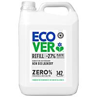 Sensitive Non-Bio Laundry Liquid ZERO Refill - 5L