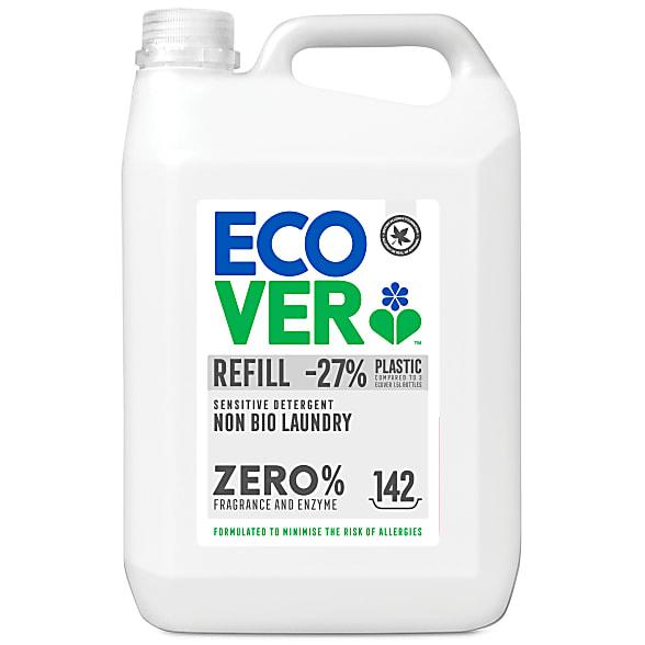 Ultra-Sensitive Non-Bio Laundry Liquid ZERO Refill - 5L
