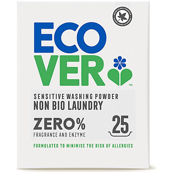 Zero non bio washing powder 1.8kg