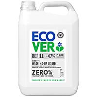 Zero Washing Up Liquid Refill 5L